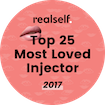 Realself: Most Loved Injector 2017