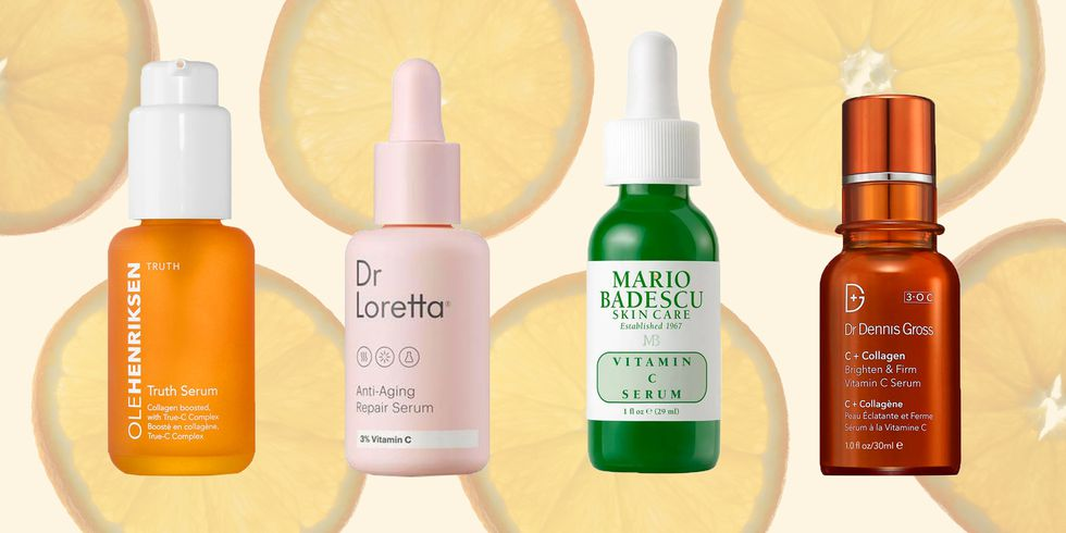 The Best Vitamin C Serums for Brighter, Tighter Skin